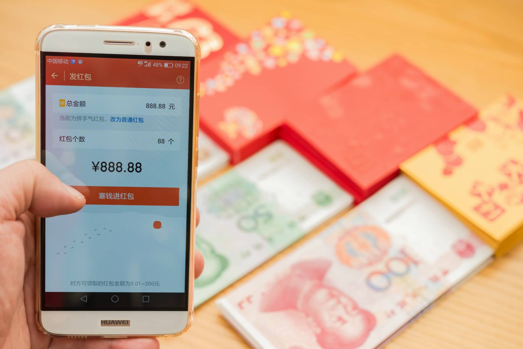 How to set up your WeChat wallet without a Chinese bank account